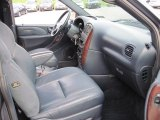 2001 Chrysler Town & Country Interiors