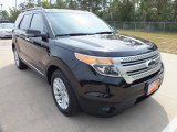 2013 Kodiak Brown Metallic Ford Explorer XLT #71384202