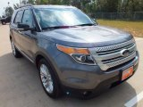 2013 Sterling Gray Metallic Ford Explorer XLT #71384199