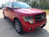 2013 Ruby Red Metallic Ford F150 FX2 SuperCrew #71384194