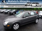 2005 Liquid Grey Metallic Ford Focus ZX5 SES Hatchback #71383593