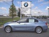2013 Liquid Blue Metallic BMW 3 Series 328i Sedan #71383860