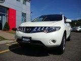 2009 Glacier Pearl Nissan Murano SL AWD #71383858