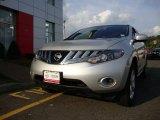 2010 Brilliant Silver Metallic Nissan Murano S AWD #71383856