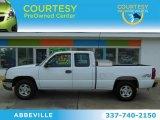 2004 Summit White Chevrolet Silverado 1500 LS Extended Cab 4x4 #71384127