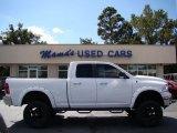 2010 Stone White Dodge Ram 1500 SLT Quad Cab 4x4 #71383847