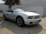 2011 Ingot Silver Metallic Ford Mustang V6 Premium Coupe #71384115