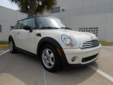 2007 Pepper White Mini Cooper Hardtop #71384113