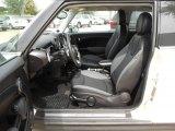 2007 Mini Cooper Hardtop Grey/Carbon Black Interior