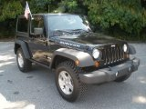 2011 Black Jeep Wrangler Rubicon 4x4 #71384099