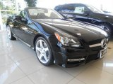 2013 Mercedes-Benz SLK Black