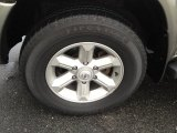 Nissan Pathfinder 2004 Wheels and Tires