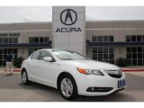 2013 Bellanova White Pearl Acura ILX 1.5L Hybrid Technology #71383478