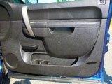 2010 Chevrolet Silverado 1500 LT Extended Cab 4x4 Door Panel