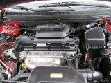 2008 Hyundai Elantra Engines