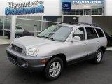 2004 Pewter Hyundai Santa Fe GLS 4WD #71383391