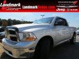 2009 Bright Silver Metallic Dodge Ram 1500 SLT Quad Cab #71383707