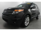 2011 Tuxedo Black Metallic Ford Explorer Limited 4WD #71383371