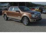2011 Golden Bronze Metallic Ford F150 Lariat SuperCrew 4x4 #71384013
