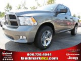 2012 Mineral Gray Metallic Dodge Ram 1500 Express Quad Cab #71383674