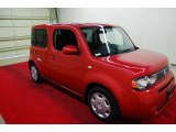 2009 Scarlet Red Nissan Cube 1.8 S #71383665