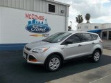 2013 Ingot Silver Metallic Ford Escape S #71434527