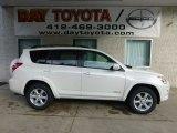 2012 Blizzard White Pearl Toyota RAV4 V6 Limited 4WD #71434509