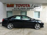 2012 Attitude Black Metallic Toyota Camry SE #71434503