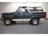Ford Bronco 1993 Data, Info and Specs
