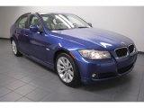 2011 Montego Blue Metallic BMW 3 Series 328i Sedan #71434859