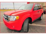 2009 Torch Red Ford Escape XLT V6 #7136847