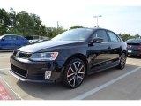 2013 Deep Black Pearl Metallic Volkswagen Jetta GLI Autobahn #71434833