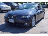 2007 Monaco Blue Metallic BMW 3 Series 328i Convertible #71435187
