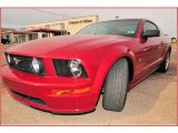 2006 Redfire Metallic Ford Mustang GT Premium Coupe #7136856