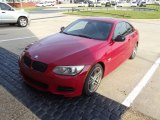 2011 Crimson Red BMW 3 Series 335is Coupe #71434813