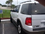 2004 Oxford White Ford Explorer Eddie Bauer 4x4 #71434425