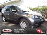 2012 Polished Metal Metallic Honda CR-V EX #71434415