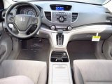 2012 Honda CR-V LX Dashboard
