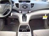 2012 Honda CR-V LX Controls