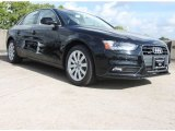 2013 Brilliant Black Audi A4 2.0T quattro Sedan #71435160