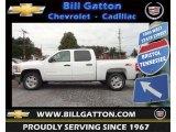 2013 Summit White Chevrolet Silverado 1500 LT Crew Cab #71435137