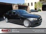 2009 Black Sapphire Metallic BMW 3 Series 328i Sedan #71434760