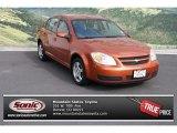 2007 Sunburst Orange Metallic Chevrolet Cobalt LT Sedan #71434311