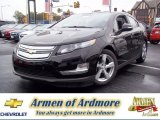 2013 Black Chevrolet Volt  #71434725