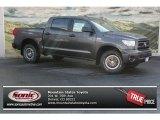 2013 Magnetic Gray Metallic Toyota Tundra TRD Rock Warrior CrewMax 4x4 #71434305