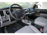 2013 Toyota Tundra TRD Rock Warrior CrewMax 4x4 Black Interior