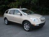 2008 Gold Mist Metallic Buick Enclave CXL #71435042