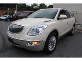 2009 White Diamond Tricoat Buick Enclave CXL AWD #71434251