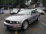 2007 Tungsten Grey Metallic Ford Mustang GT Premium Coupe #71435013