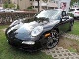 2012 Black Porsche 911 Black Edition Coupe #71435010
